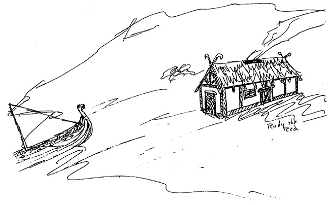 native american longhouse coloring pages - photo#40